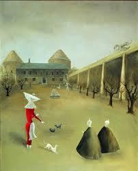 Leonara Carrington, Darvault (1950)