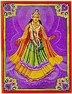 The Hindu god of the sun