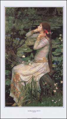 Ophelia (Pre-Raphaelite)