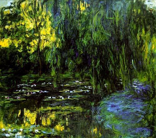 Water Lilies - Monet